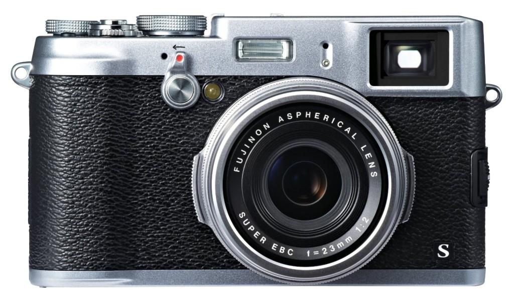 amazing camera - fuji x100s