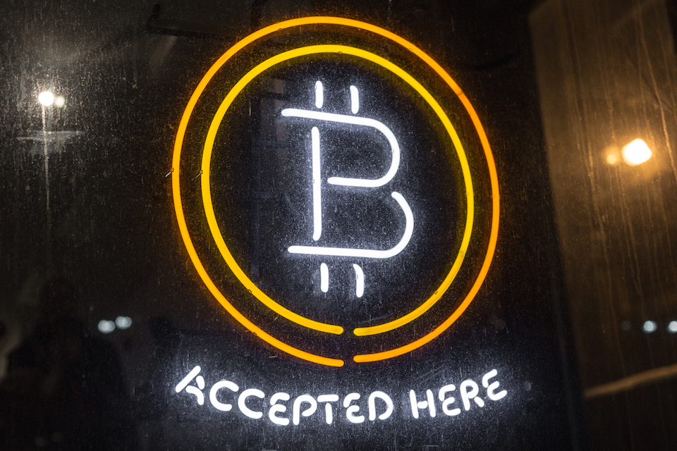 Bitcoin Accepted Here - Icon Photography School - 960