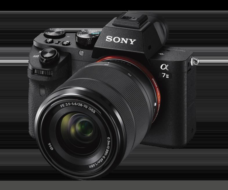 Sony Alpha a7II Interchangeable Digital Lens Camera 02