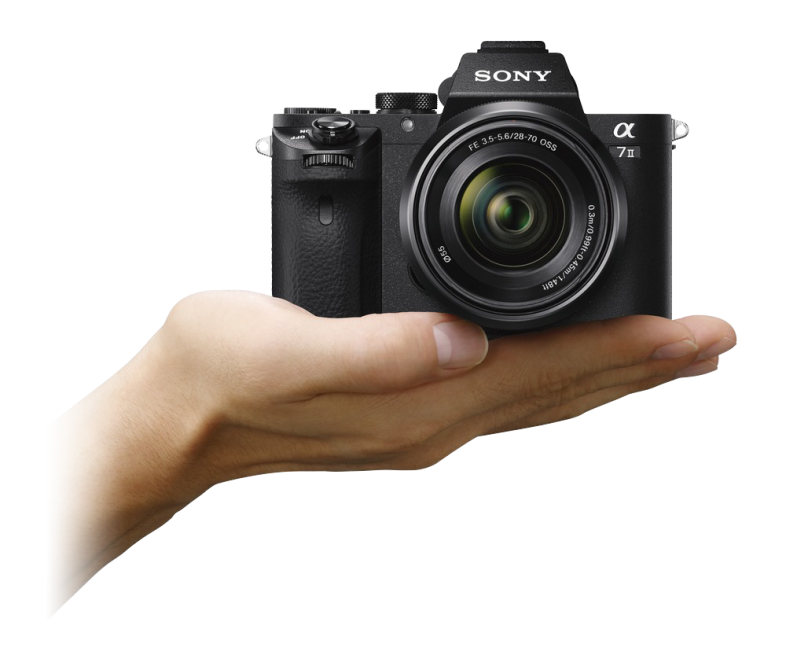 Sony Alpha a7II Interchangeable Digital Lens Camera 03