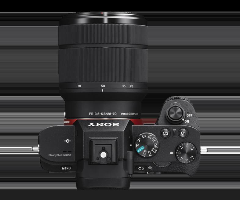 Sony Alpha a7II Interchangeable Digital Lens Camera 04