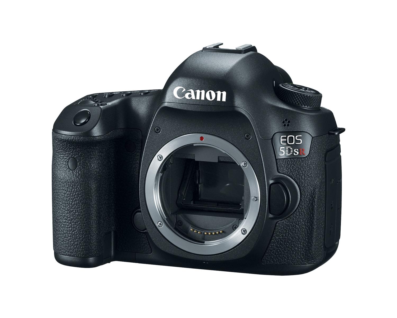 Canon EOS 5DS R Digital SLR Body Hero