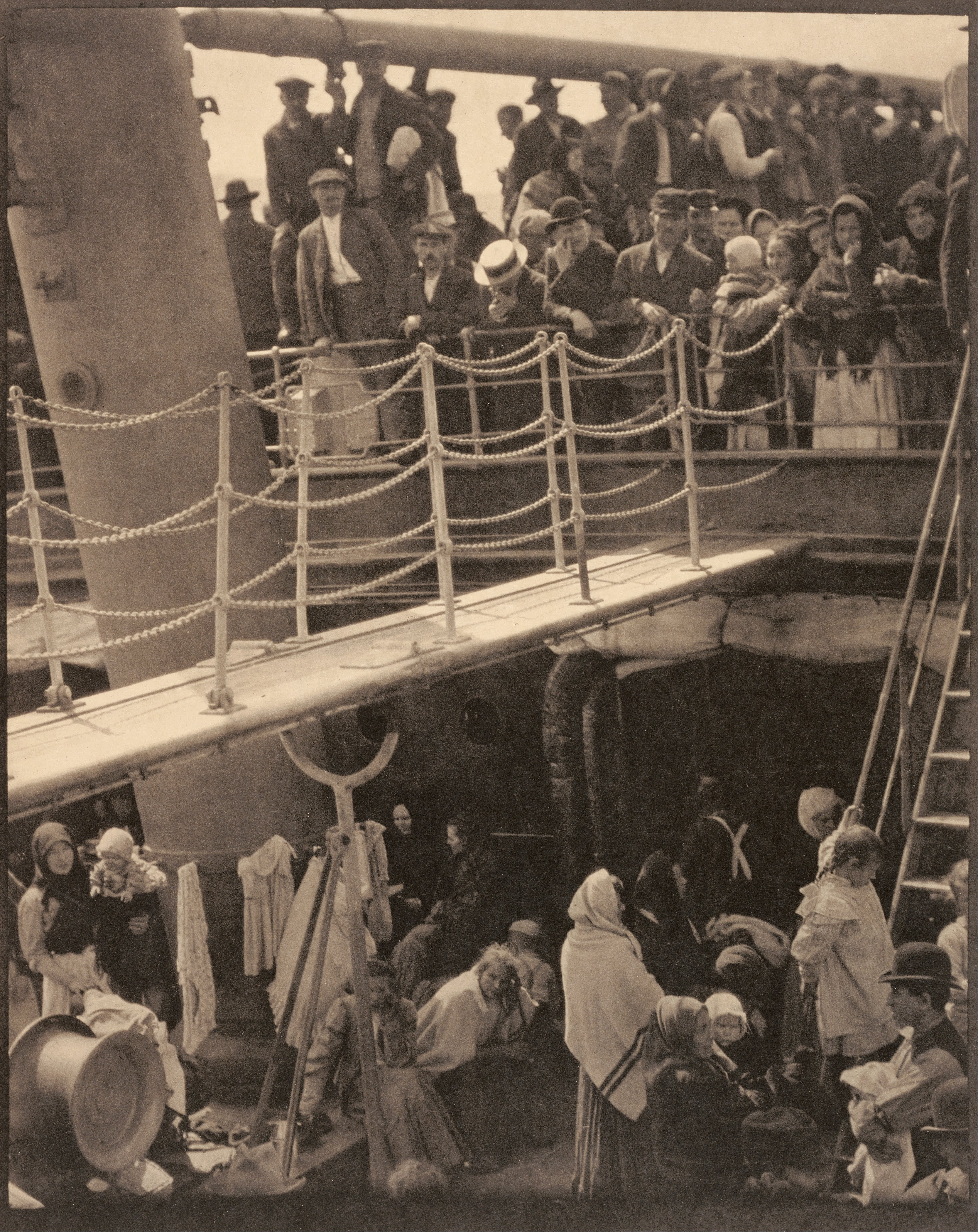 The-Steerage-by-Alfred-Stieglitz-Icon-Photography-School